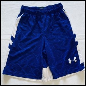 UNDER ARMOUR Basketball Shorts Men's Small